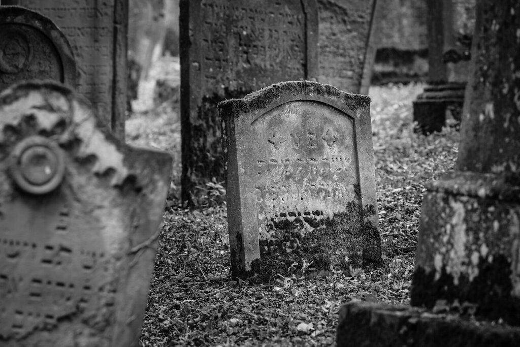 Jüdischer Friedhof Berlichingen 10