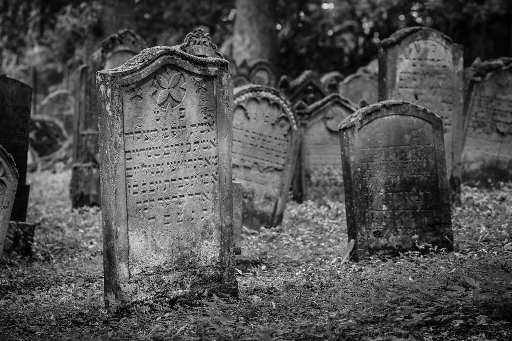 Jüdischer Friedhof Berlichingen 4